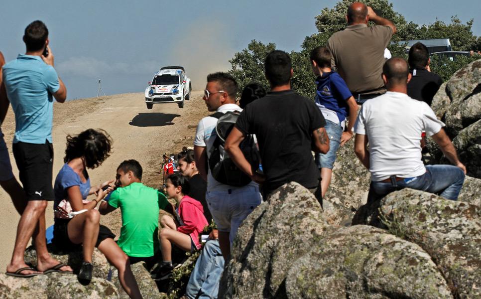 Rallye de Italia-Cerdeña: Previo