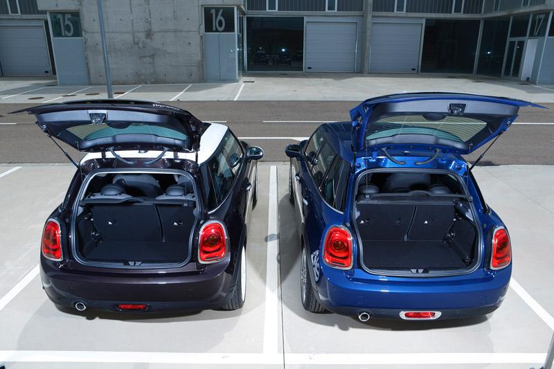 Nuevo Mini de 5 puertas