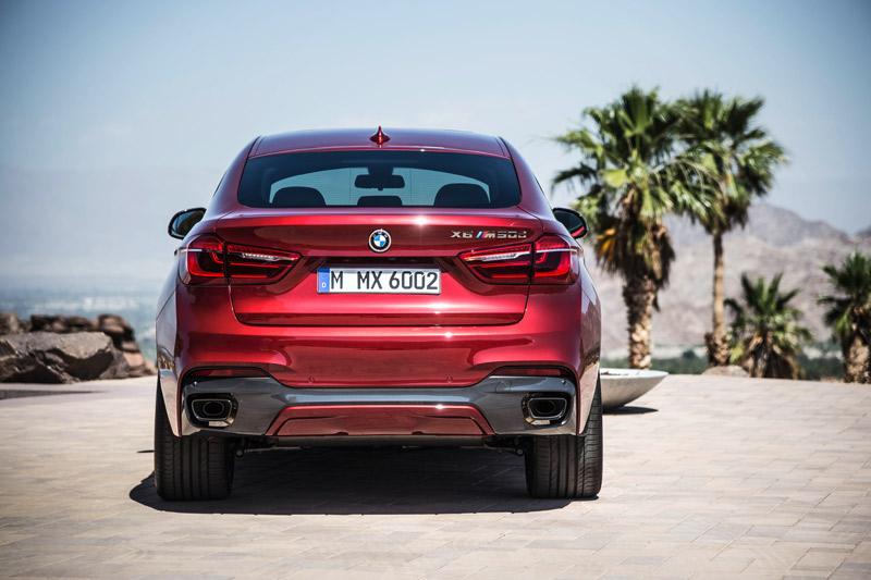 Nuevo BMW X6, llegará en diciembre