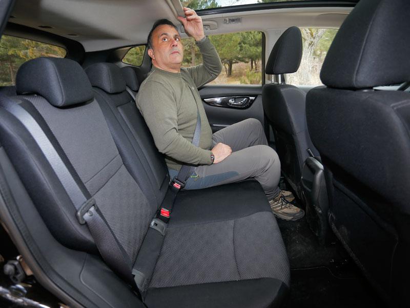 Prueba: Nissan Qashqai 1.2 DIG-T, ¿servicios mínimos?