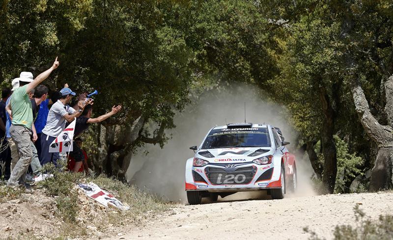WRC Rallye de Italia 2014 - Viernes