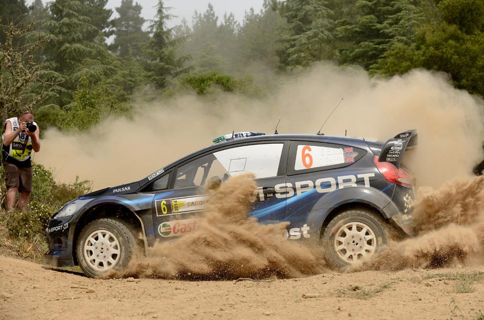 WRC Rallye de Italia 2014 - Sábado
