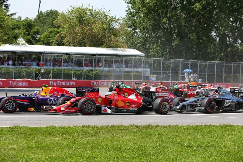 GP de Canadá 2014 de Fórmula Uno