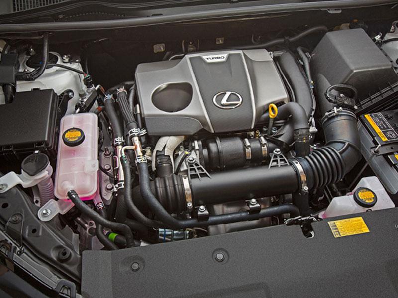 Precios del Lexus NX