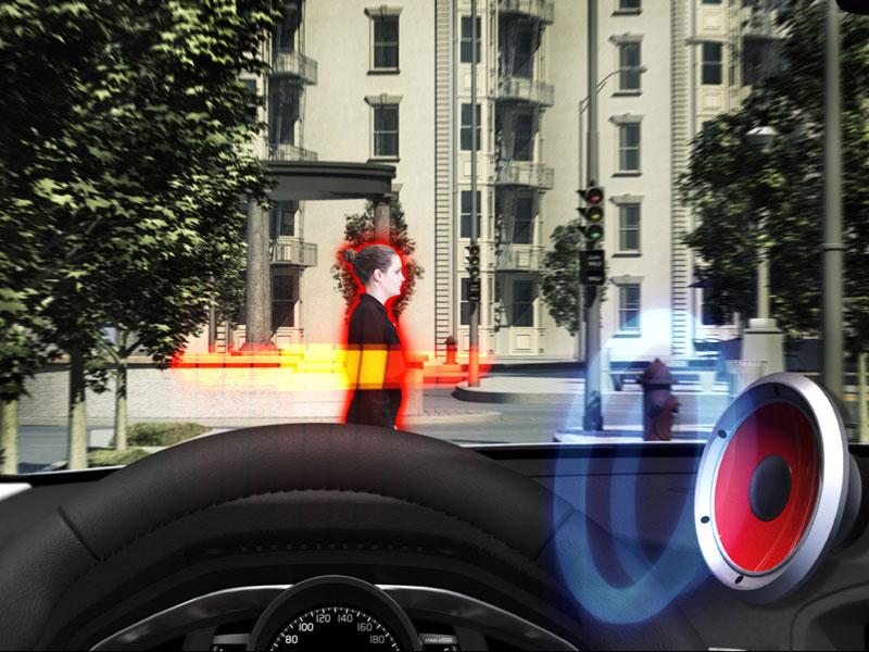 """Nuevos sensores de Volvo para """"conocer"""" a su conductor"""