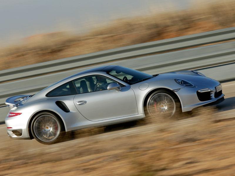 Prueba: Porsche 911 turbo, el Rey