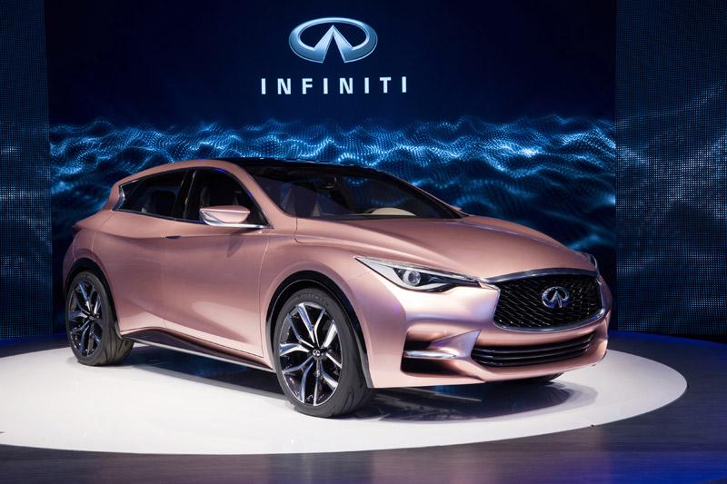 El futuro de Infiniti, al descubierto