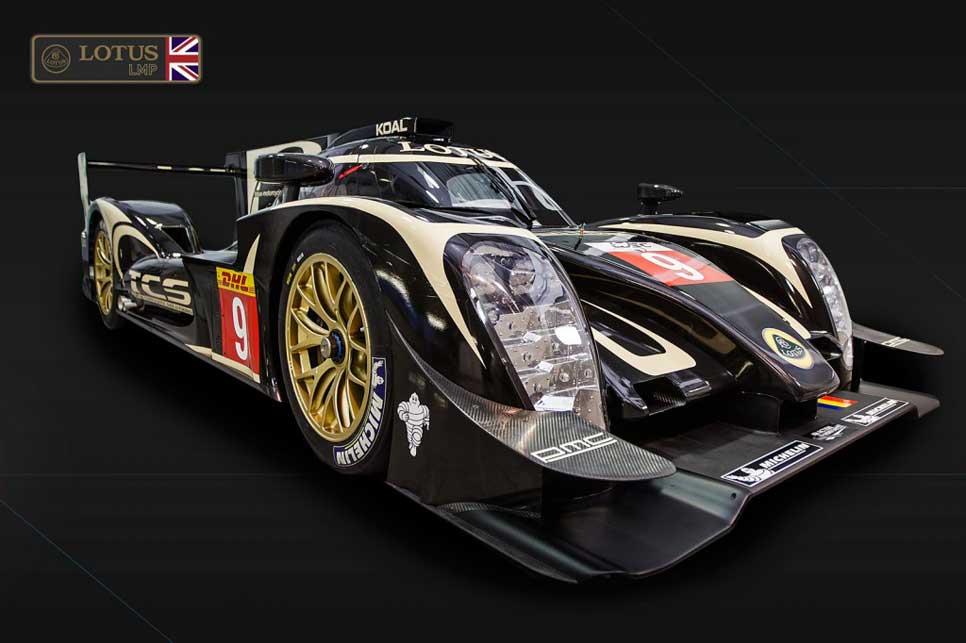 Lotus T129 LMP1