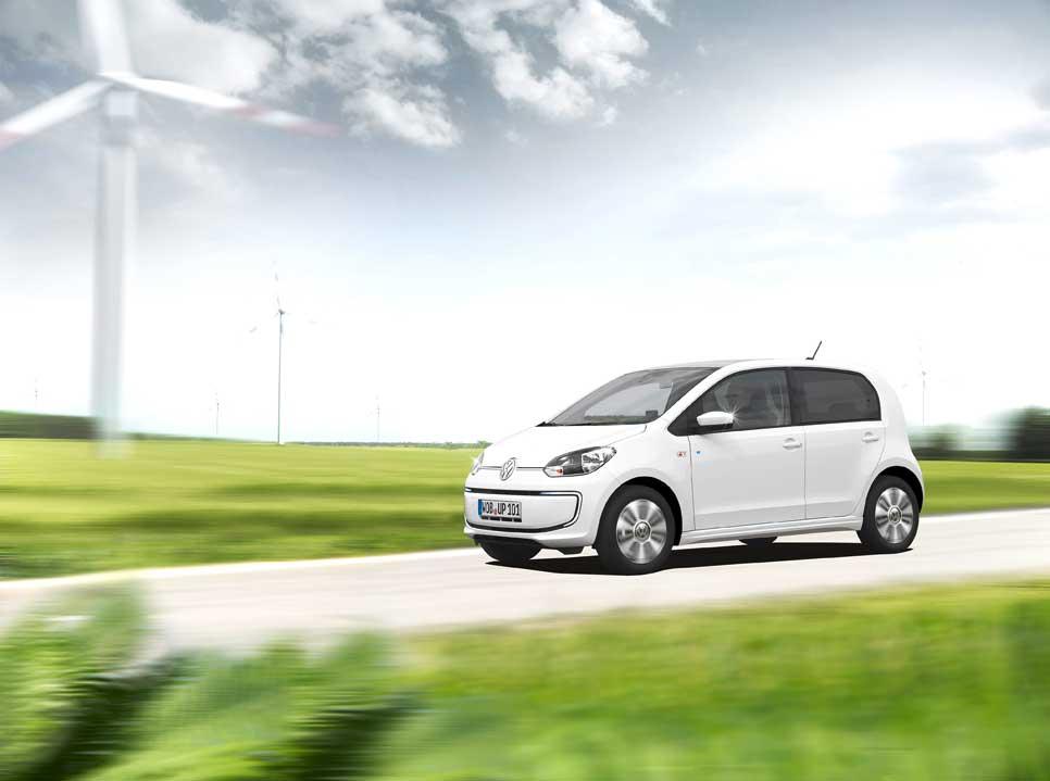 Volkswagen e-up! y e-Golf a la venta en España