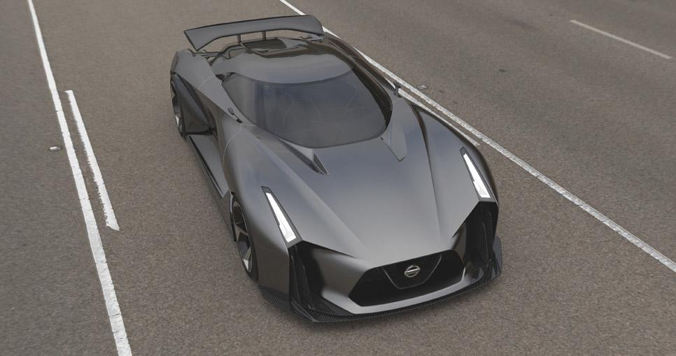 Nissan Concept Visión 2020 Gran Turismo
