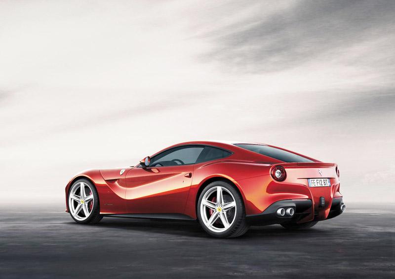 Ferrari F12 TRS, el Ferrari de los 3 millones de euros