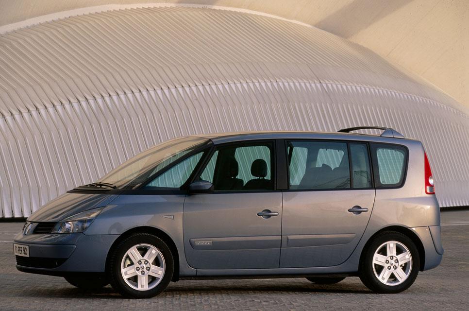Renault Espace: el primer monovolumen de la historia cumple 30 años