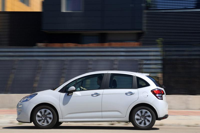Comparativa: Fiat Punto 1.4 GLP y Citroën C3 1.4 GLP