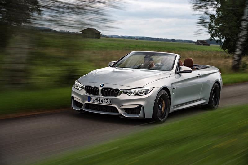 BMW M4 Cabrio, desde 98.500 euros