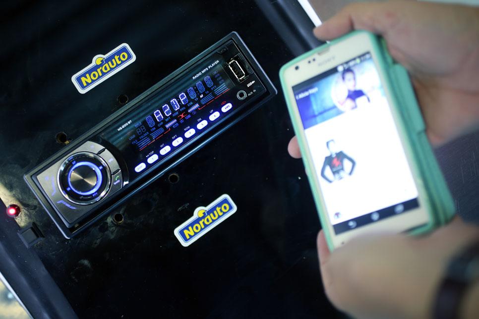 Radio de Norauto