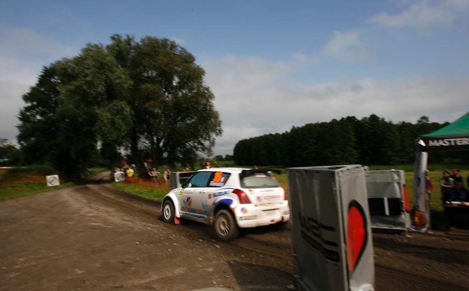 Rallye de Polonia: el previo en imágenes