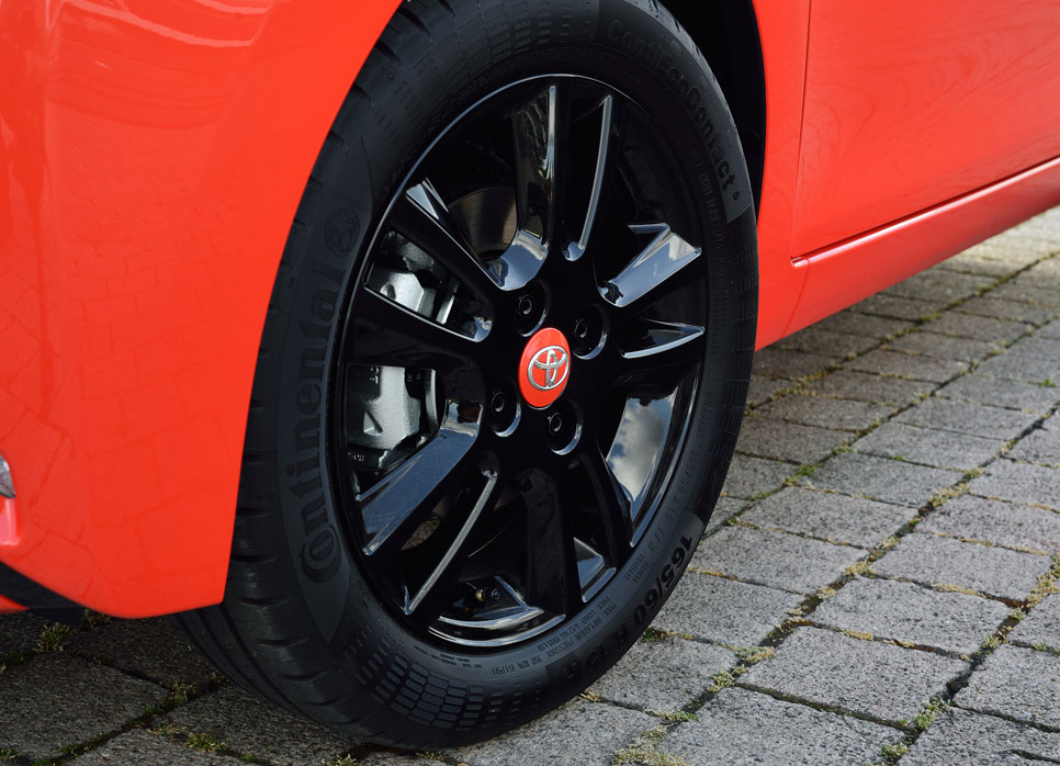 Nuevo Toyota Aygo: pura diversión que llegará a finales de noviembre