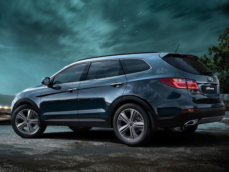 Contacto: Hyundai Grand Santa Fe, venido a más