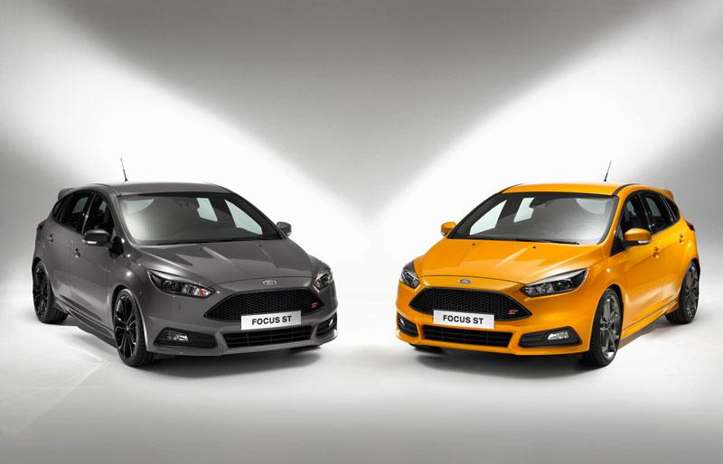 Ford Focus ST 2015, bienvenida al Diesel