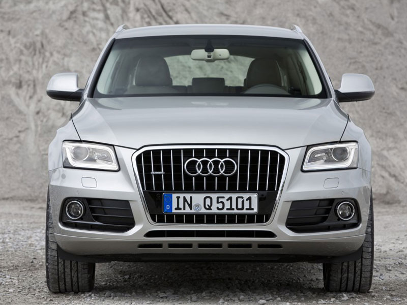 Audi Q5 clean Diesel
