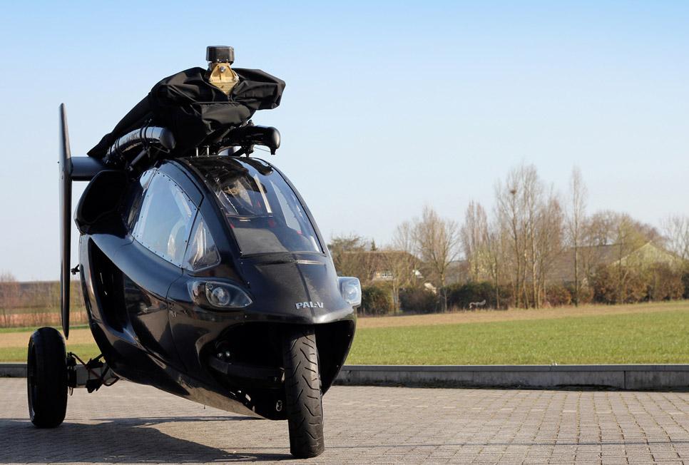 Top 5 de coches que vuelan: de tu garaje a las nubes