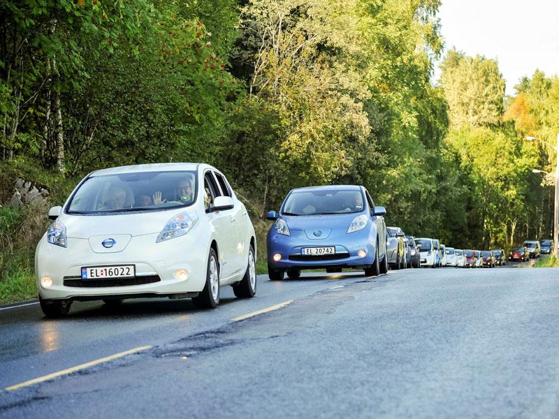 10 mitos del coche eléctrico