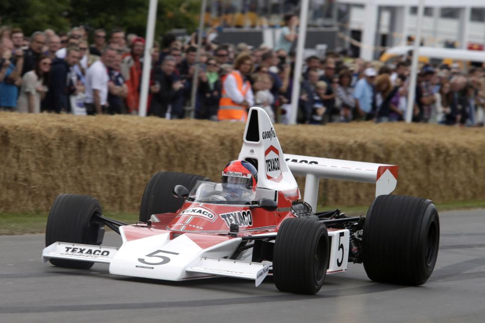 Los 10 mejores pilotos de la Fórmula 1