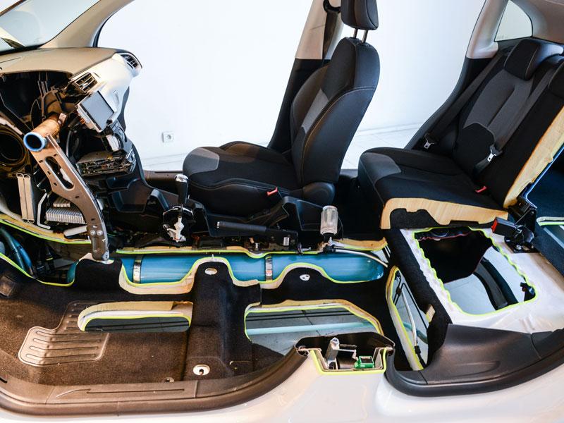 Contacto: Peugeot 2008 Hybrid air, ¡funciona!