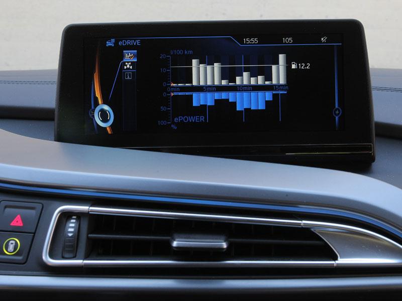 Contacto: BMW i8, el deportivo del futuro