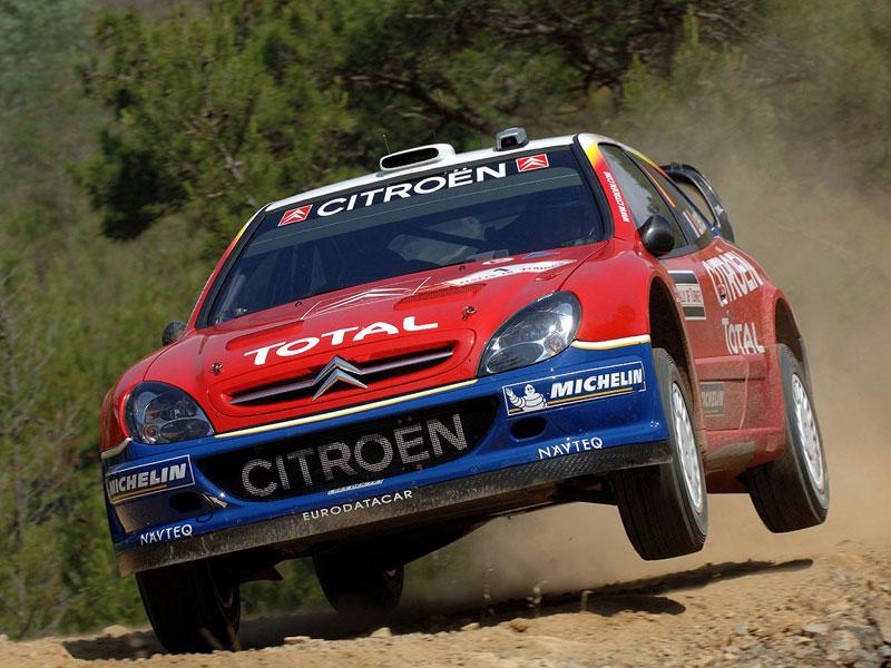 Citroën Xsra WRC