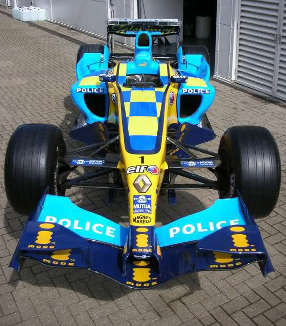 Renault F1 – Londres