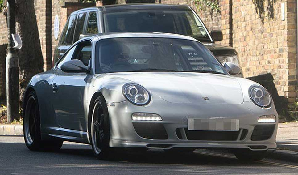 Porsche Carrera de Harry Styles
