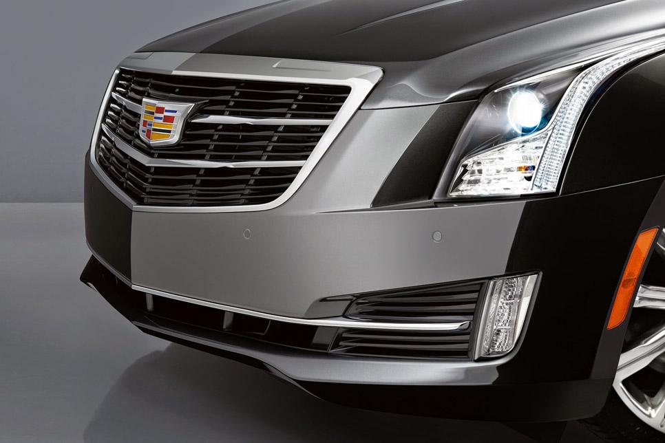 Cadillac ATS Sedan 2015