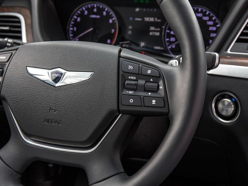 Contacto: Hyundai Génesis, demostración tecnológica