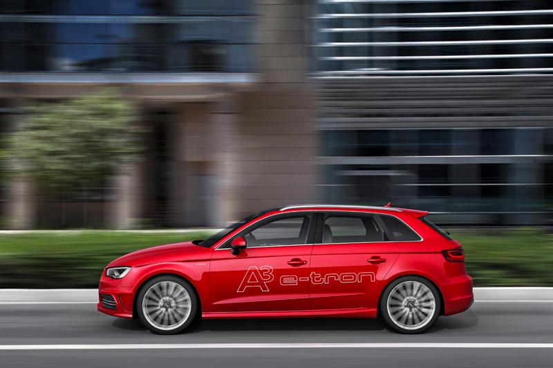 Contacto: Audi A3 Sportback e-tron