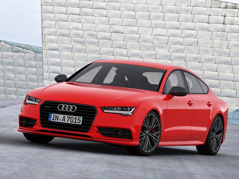 Audi A7 Sportback 3.0 TDI competition, más madera