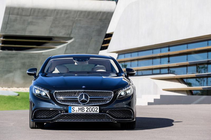 Mercedes S65 AMG Coupé