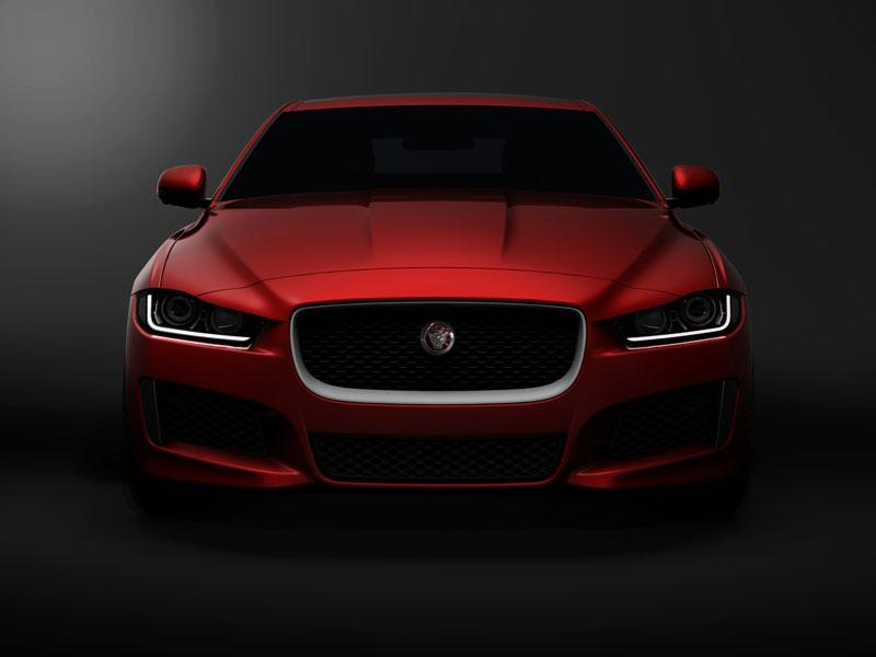 Así será el Jaguar XE