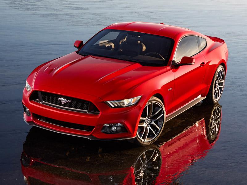 Los motores del nuevo Ford Mustang