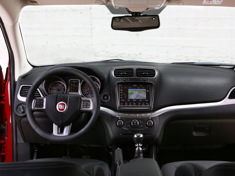 Contacto: Fiat Freemont Cross 2.0 Diesel 170 CV AWD