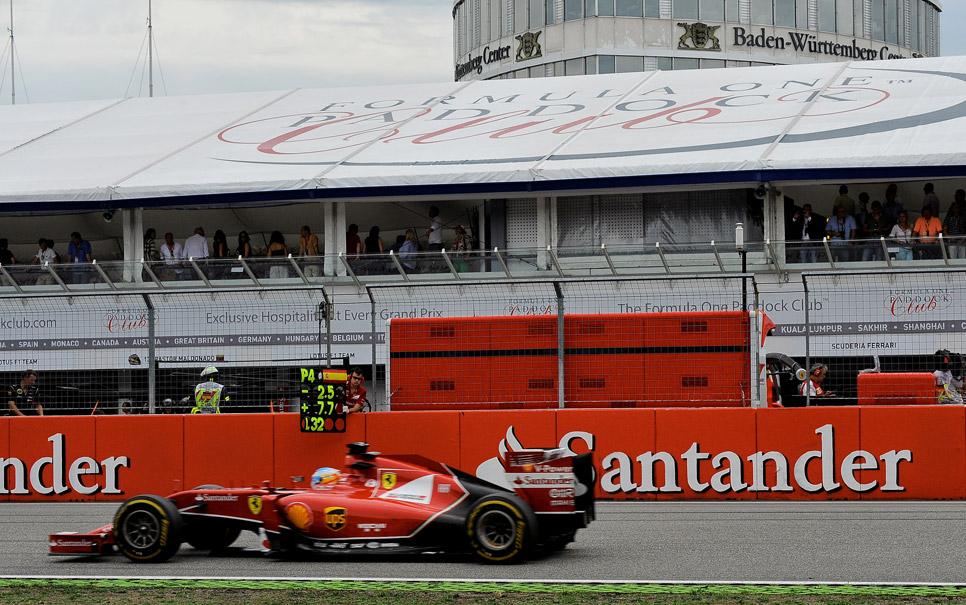 GP Alemania 2014: la carrera