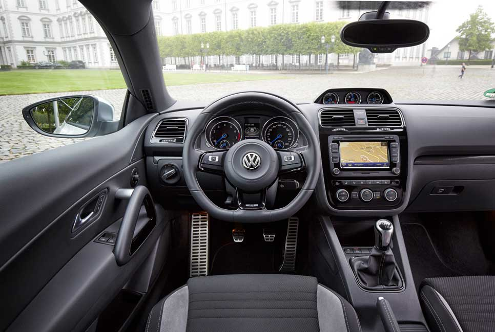 Volkswagen Scirocco 2014