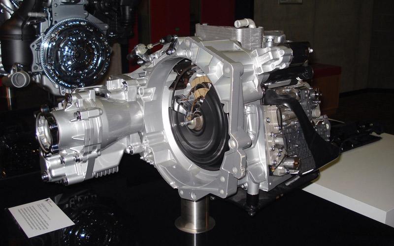 Cambio DSG automático Volkswagen