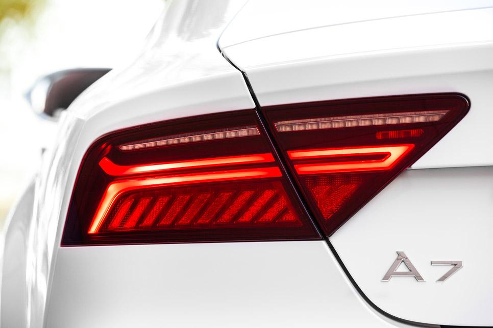 Contacto: Audi A7 Sportback Competition