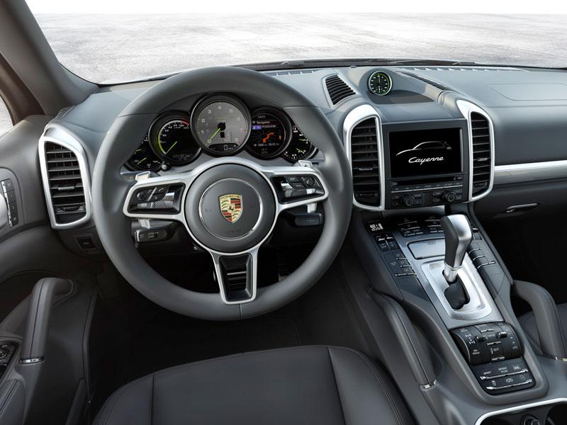 Nuevo Porsche Cayenne: más eficiente, más híbrido