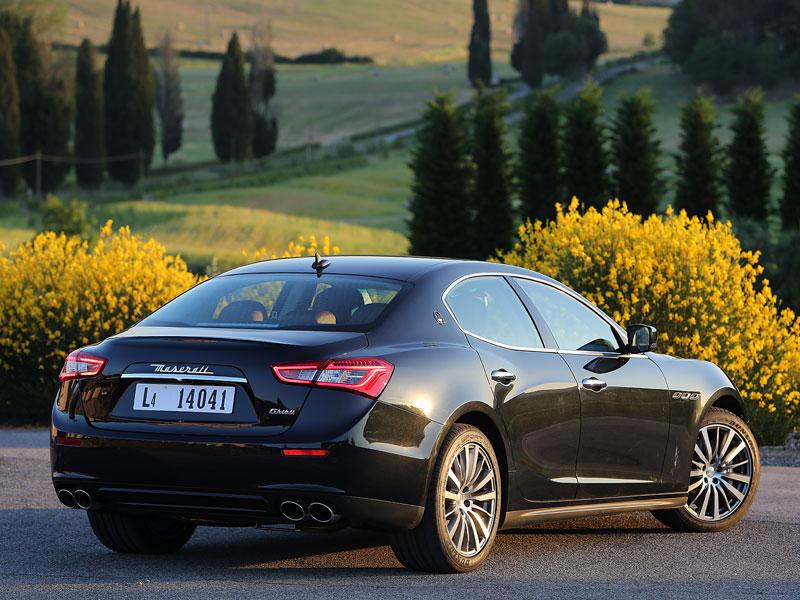 Prueba: Maserati Ghibli, el renacimiento italiano