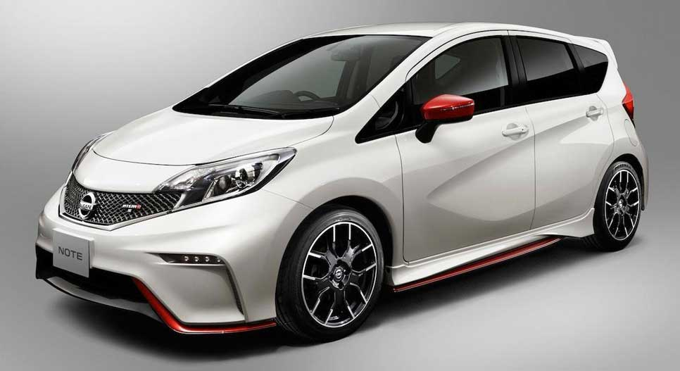 Nissan Note Nismo 2014