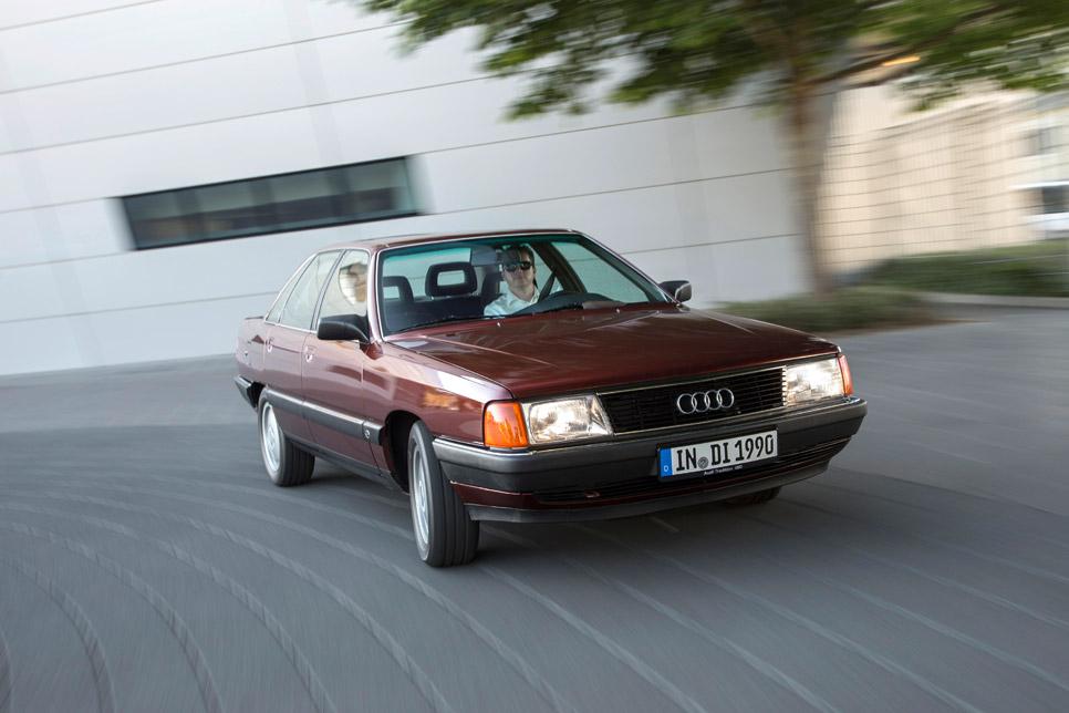 25 años de motores TDI de Audi