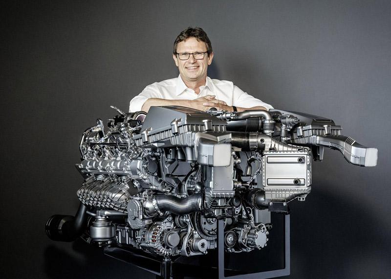 Mercedes AMG GT 4.0 V8 biturbo