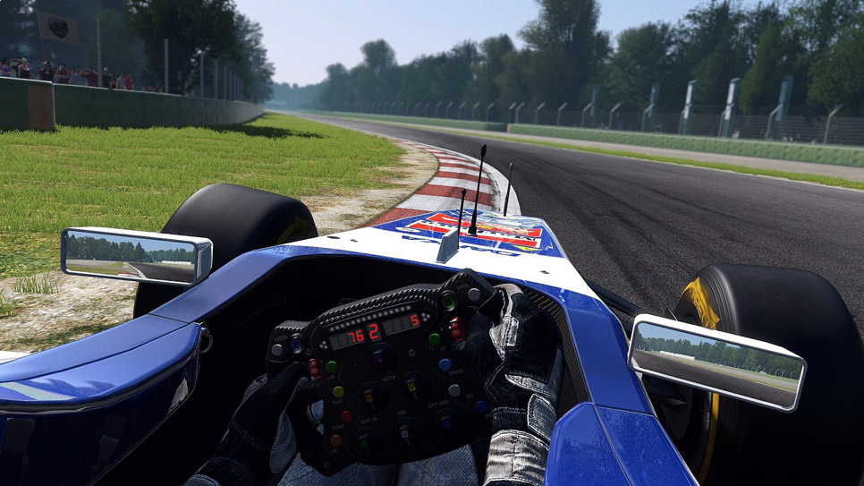 Project Cars para PS4, Xbox One, PC y Wii U